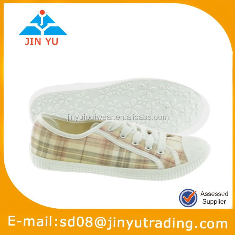 women stock used shoe