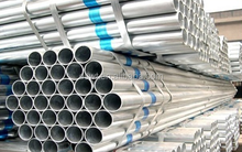 galvanized steel pipe, steel scaffolding pipe(construction building materials )