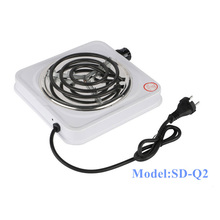 SD-Q3 cheap cooking 500w single burner hot plate electric 110v