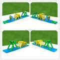 inflatable water obstacles course