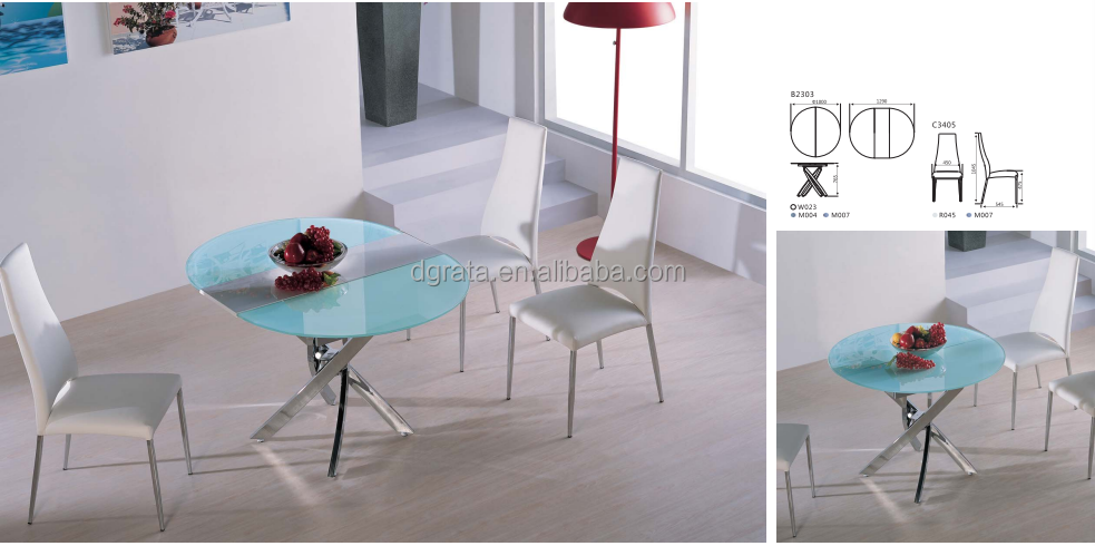 Round Tempered Glass Table Round Tempered Glass Table Suppliers