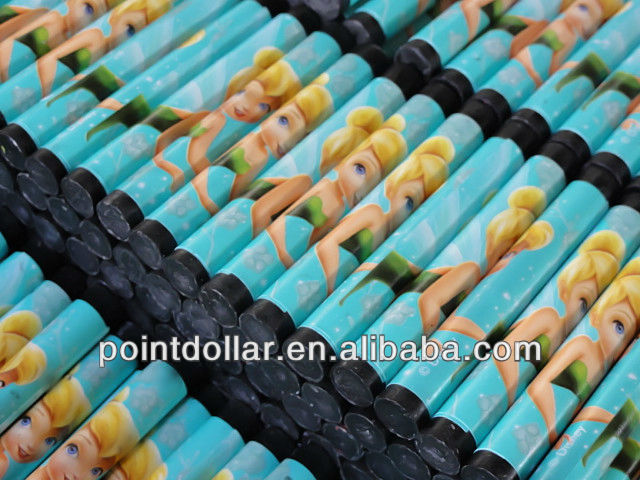 Black Colours Oil Pastel Wax Crayons Bulk Packaging