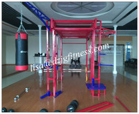 2016 best selling commercial strength training gym equipment/bodybuilding equipment/JG-8100 Crossfit Rig
