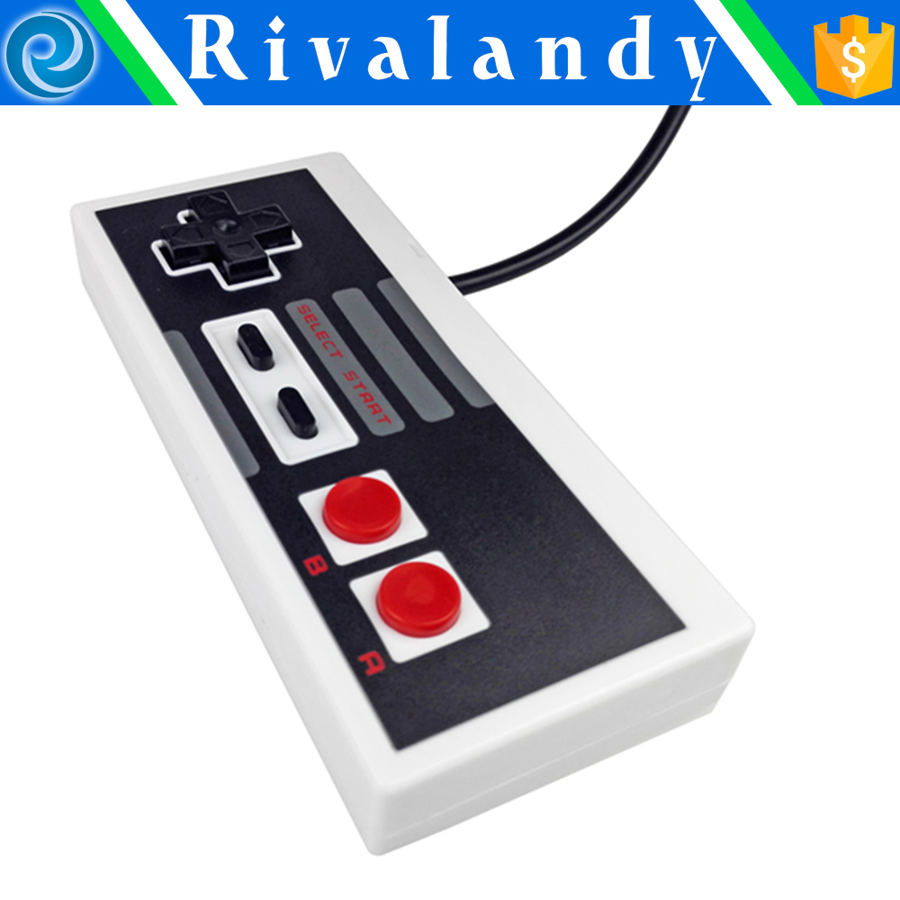 Shenzhen Factory wholesale game consoles Video Game Pad Console Miniboss for nes Wirelss Controller for nes Classic Edition