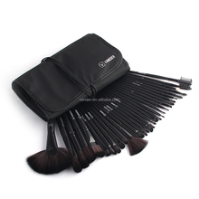 2017 Black 32pcs Makeup Brushes Wholesale Manufacturer Price+Bag