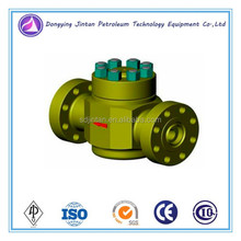 Oil and Gas Well Wellhead Used API 6A Hydraulic Choke Valve