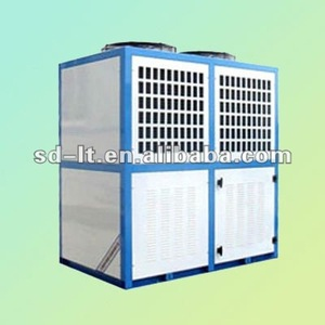 Refrigeration Unit Box Type Bitzer Compressor Air Source Condensing Unit for Food,Vegerable,Yoghurt Fresh,Cold Room and Freezing