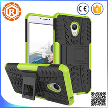 2016 heavy duty shcockproof phone case for meizu meilan 3