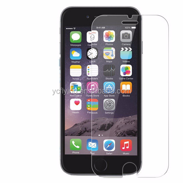 Best price! Premium durable 9H anti-explosion tempered glass screen protector for Sasung galaxy and for iphone6