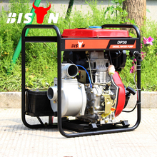 BISON(CHINA) BSD30 Reliable 3 Inches Air-cooled Agricultural Farming Diesel Engine Water Pump Set