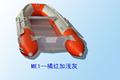 PVC inflatable boat plywood floor inflatable boat