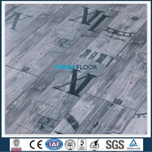PG2011- Art New Designs Hotsales AC4 8mm Laminate Wood Flooring China