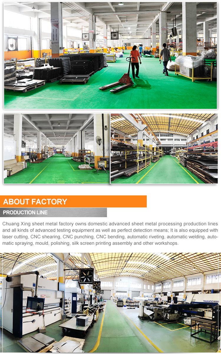 high precision aluminum frame fabrication manufacturer