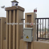 Electrify Barbed Wire Fence Alarm System