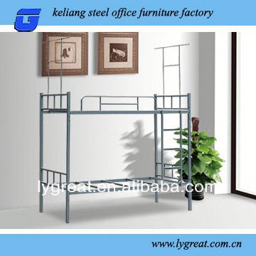 military folding california king metal bed