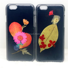 newest dry flower mobile phone cases and housing for Sony