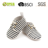 Wholesale OEM Qrder Stripes Casual Lace High Quliaty Baby Boys Dress Shoes