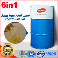 Zinc-free Anti-wear Hydraulic Oil Price 32 46 68