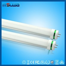 Operates on 100-277VAC voltage, led tube 8 light, 1200mm milk white led tube cover with UL cUL cDLC certifications