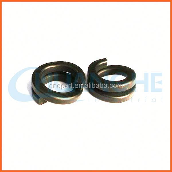 Made in China zinc plating stainless steel flat&spring washer