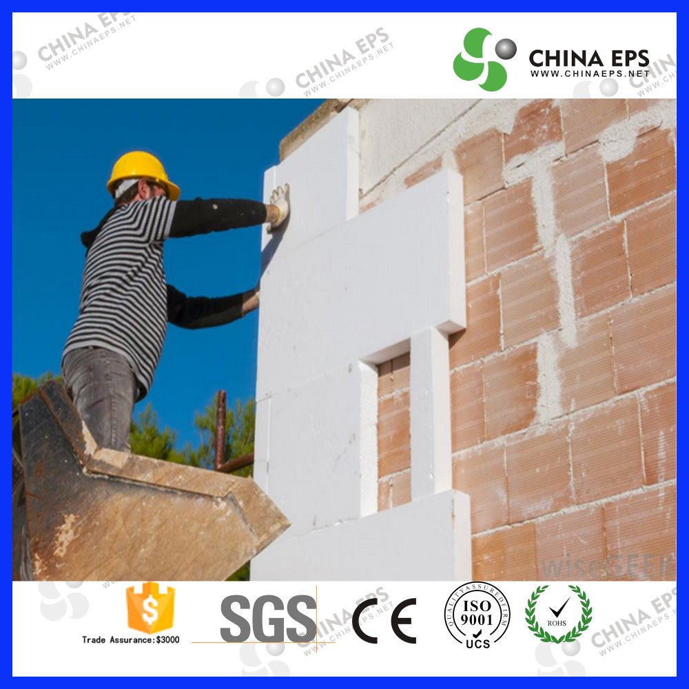 China Best Sales Expandable Polystyrene EPS Resin LOYAL for Sandwich Panel