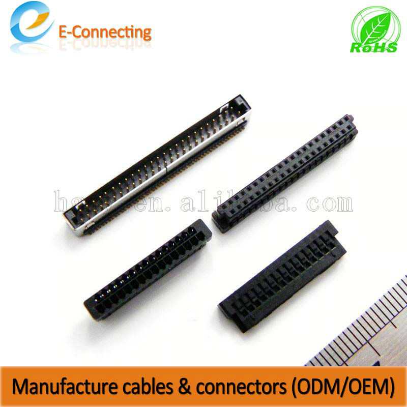 wifi socket 5 pin pcb connector zif ffc fpc connector