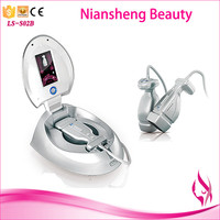 Deep Cleansing/Anti-Puffiness/Skin Tightening/Wrinkle Remover Feature and High Frequency Operation System HIFU