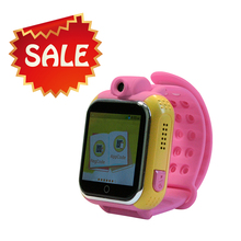 Smart Watch Gps Tracker For Baby Kids