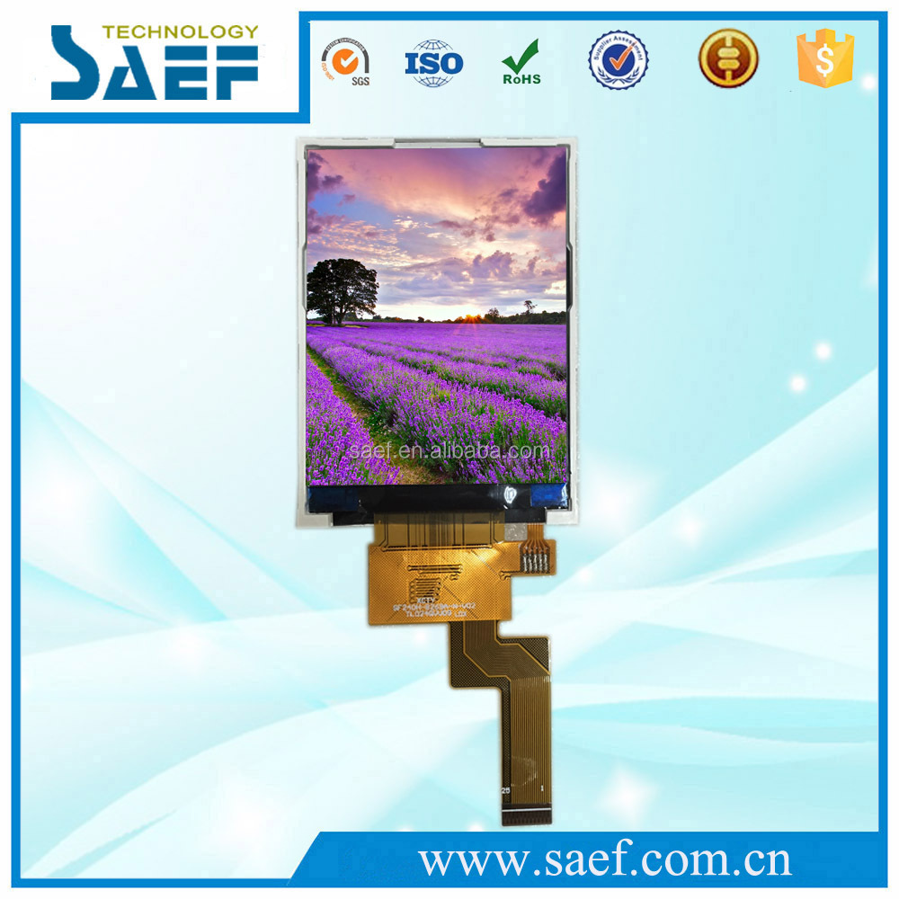 China wholesale product lcd touch display 2.4 IPS QVGA 240x320 with touch screen tft module