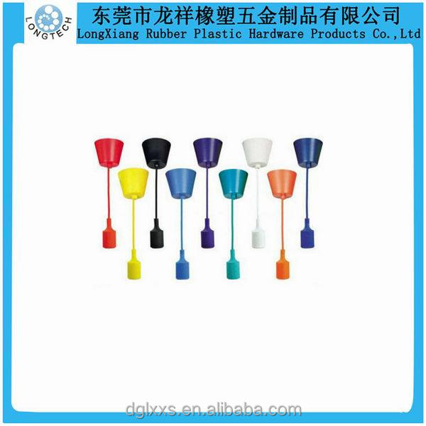 Safety Silicone Hanging Light Lamp Cover Silicone Lamp Shade