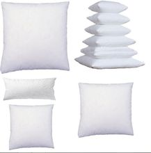100% Polyester Filling and 100% Cotton Material cushion Pillow