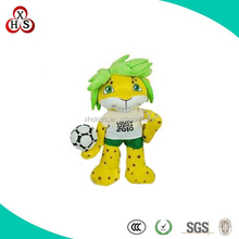 CCC-Safety Test Report Of World Cup Plush Toy