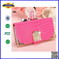 Bling Diamond Wallet Leather Case Cover for Samsung Galaxy S5