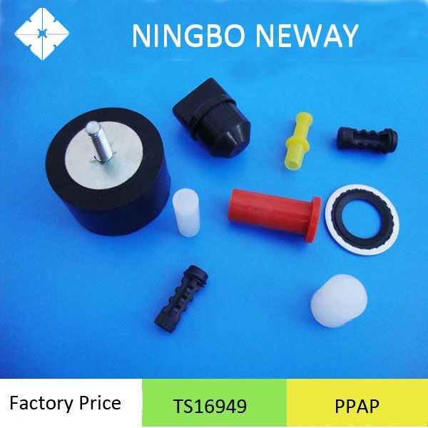 OEM Silicone automotive rubber spare parts