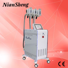 2017 Professional freezing fat cell /2 freeze handles cryolipolysis slimming machine