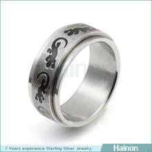 Fashion animal Stainless Steel Jewelry for Wedding Ring