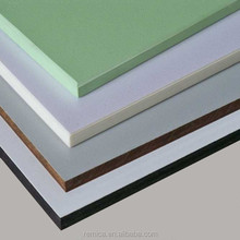 Exterior 3mm 5mm 12mm Compact Laminate/ High Pressure Laminated Sheet