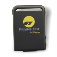 advanced auto /car/taxi/vehicle smart gps tracker by mobile phone and software