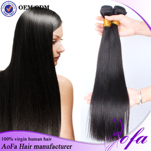 5a grade peruvian hair,wholesale hair extensions,soft shiny silky straight hair unprocessed