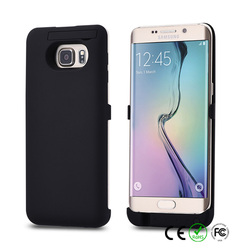 Black/White/Golden 4800 mah charger case Samsung phone charger case