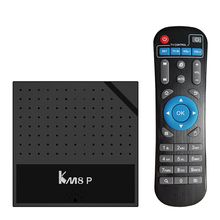 New product 2017 android tv box s912 google play store app free download 1GB/8GB Kodi Loaded KM8P Android 7.1 tv box