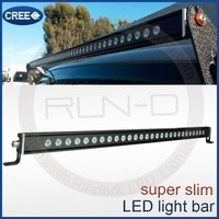 20 inch super bright cree car led with touch aluminium led light bar
