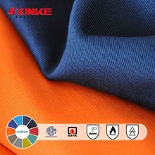 cotton flame retardant canvas fabric