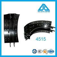Heavy duty truck brake shoe 4515