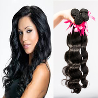 New year sell virgin indian remy hair
