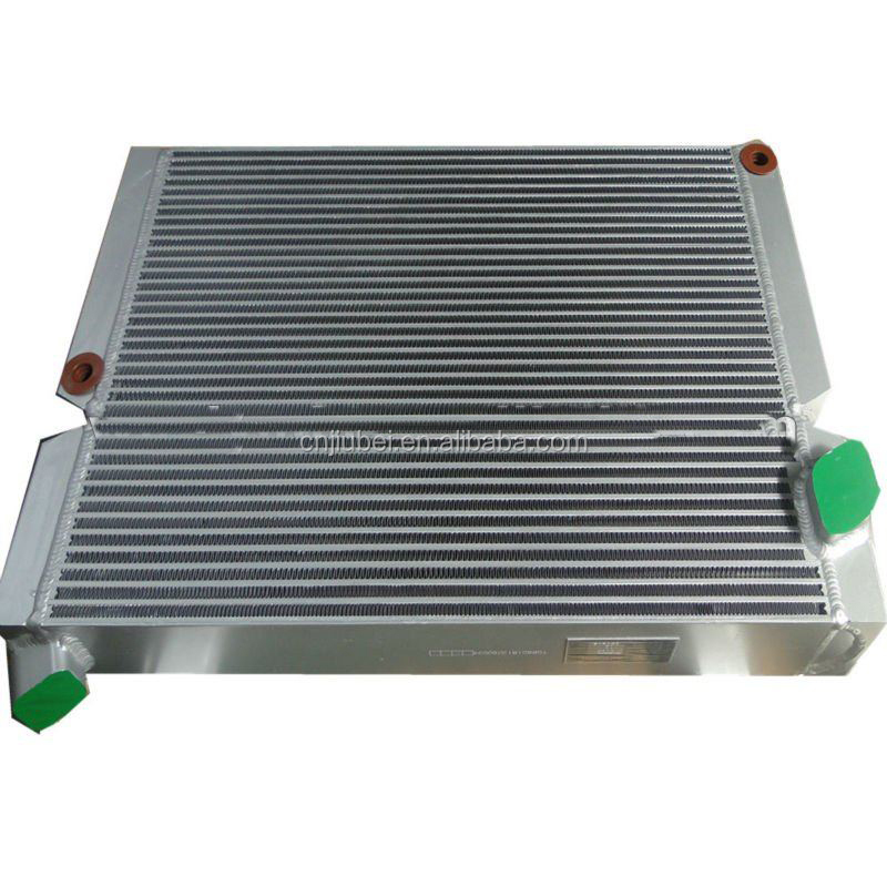 air compressor radiators for hydraulic oil atlas copco heat exchange compressed air oil cooler