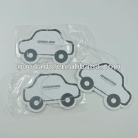 paper fragrance card Car air freshener with cheap price