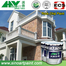 cheap and nonstripping granite wall paint in construction decoration