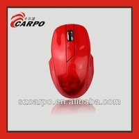 New Design High Sensitive Mouse Scanner wireless optical mouse V9