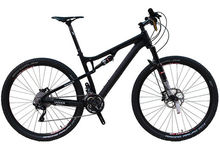 2013 Full Suspension carbon mountain bike/MTB free shipping